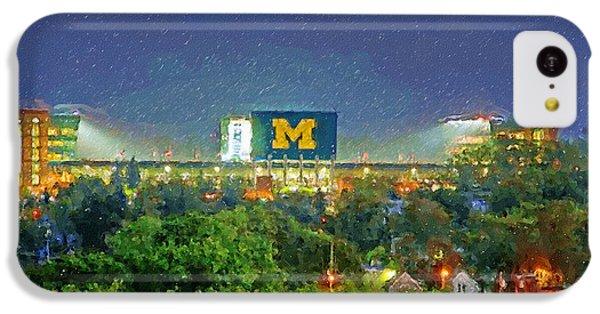 Stadium At Night IPhone 5c Case
