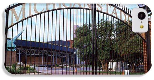 Stadium Of A University, Michigan IPhone 5c Case