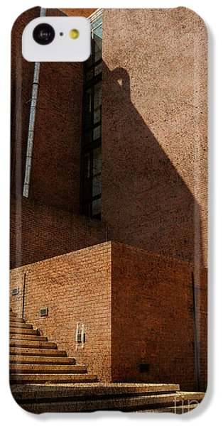 Stairway To Nowhere IPhone 5c Case by Lois Bryan