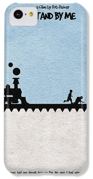 Train iPhone 5c Case - Stand By Me by Inspirowl Design