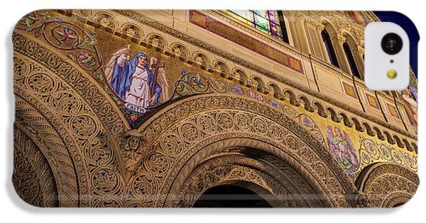 Stanford University Memorial Church Faith IPhone 5c Case by Scott McGuire