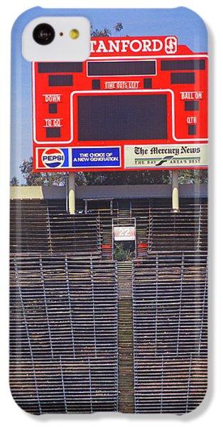 Stanford University Stadium In Palo IPhone 5c Case