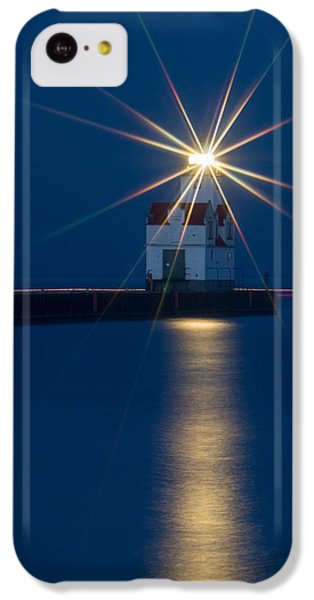 Star Bright IPhone 5c Case by Bill Pevlor
