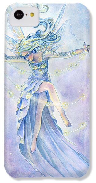 Fairy iPhone 5c Case - Star Dancer by Sara Burrier