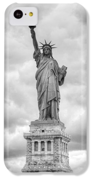 Statue Of Liberty Full IPhone 5c Case