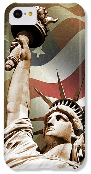 Statue Of Liberty IPhone 5c Case