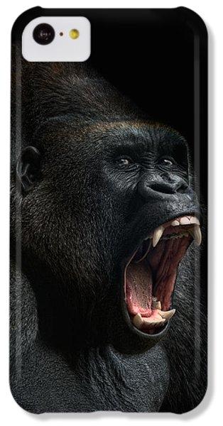 Stay Away IPhone 5c Case by Joachim G Pinkawa