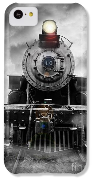Steam Train Dream IPhone 5c Case by Edward Fielding