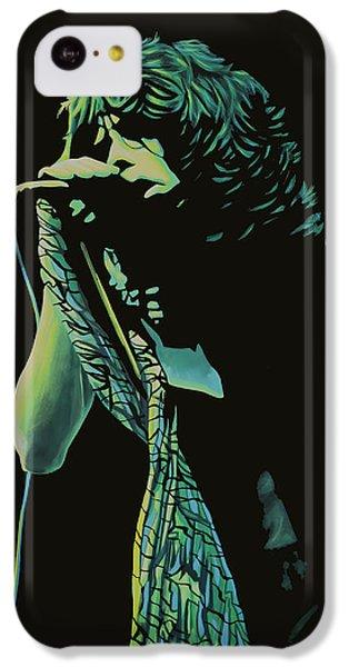 Steven Tyler iPhone 5c Case - Steven Tyler 2 by Paul Meijering