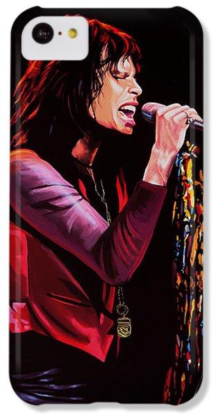 Steven Tyler iPhone 5c Case - Steven Tyler by Paul Meijering