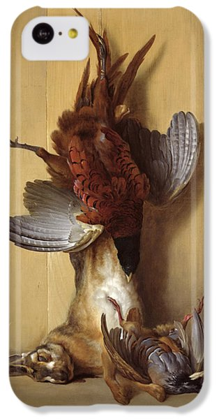 Still Life With A Hare, A Pheasant And A Red Partridge IPhone 5c Case