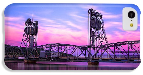 Stillwater Lift Bridge IPhone 5c Case