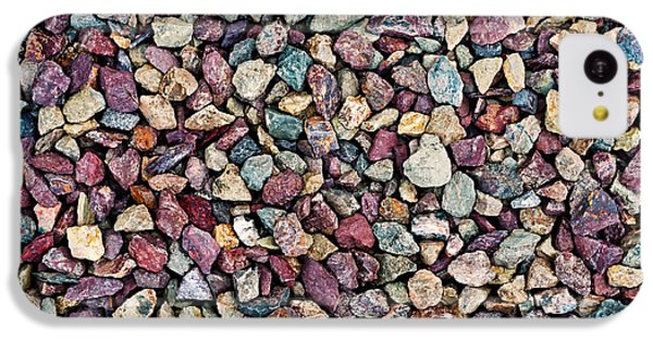 Stone Pebbles  IPhone 5c Case by Ulrich Schade