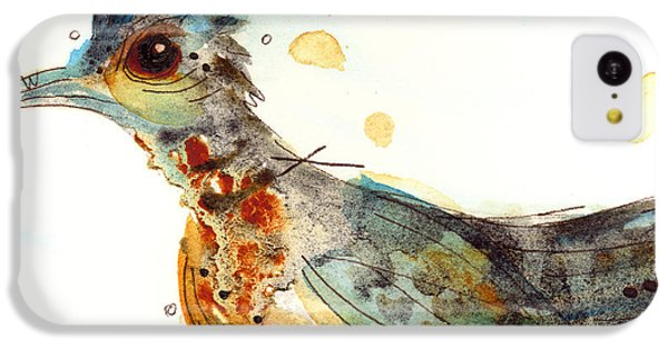 Stop And Smell What? IPhone 5c Case by Dawn Derman