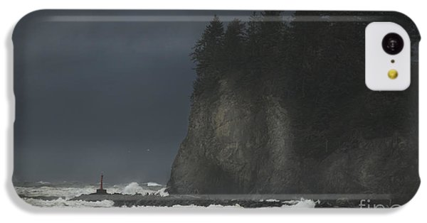 Storm At Lapush Washington State IPhone 5c Case