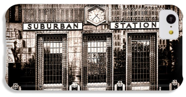 Suburban Station IPhone 5c Case