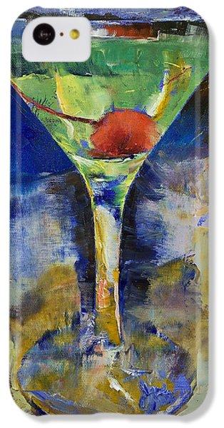 Summer Breeze Martini IPhone 5c Case