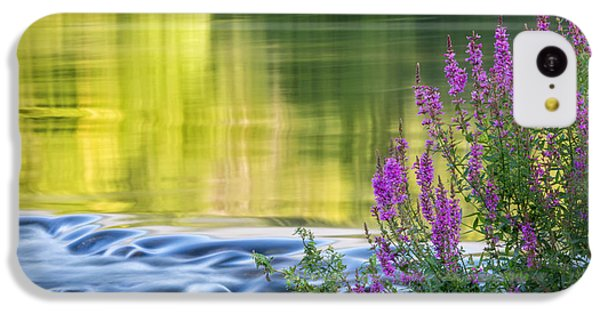Summer Reflections IPhone 5c Case by Bill Wakeley