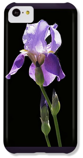 Sun-drenched Iris IPhone 5c Case