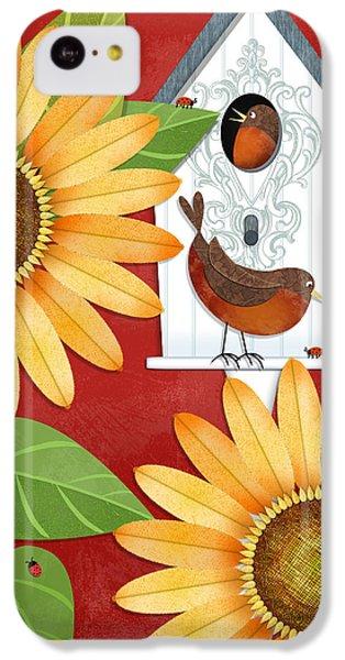 Sunflower Surprise IPhone 5c Case