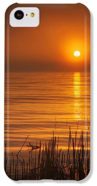 Sunrise Through The Fog IPhone 5c Case