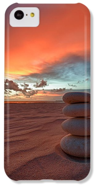 Sunrise Zen IPhone 5c Case