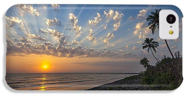 Sunset At Alibag, Alibag, 2007 IPhone 5c Case by Hitendra SINKAR
