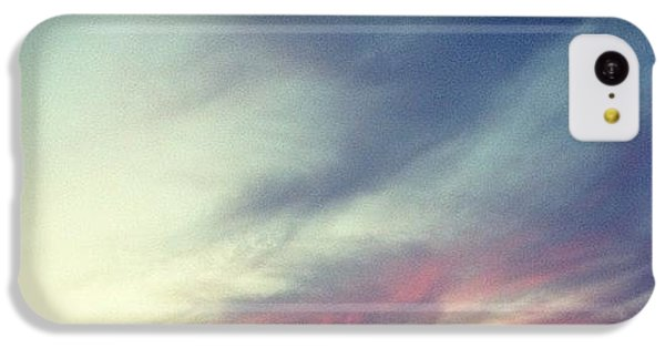 Sunset Clouds IPhone 5c Case