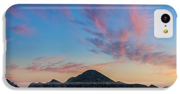 IPhone 5c Case featuring the photograph Sunset Over Cabo by Sebastian Musial