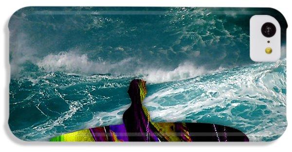 Surfing IPhone 5c Case