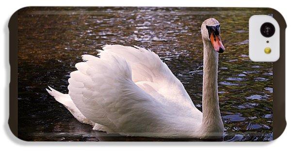 Swan Pose IPhone 5c Case