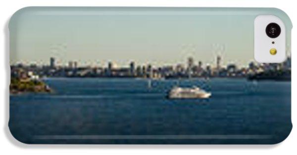 IPhone 5c Case featuring the photograph Sydney Panorama by Miroslava Jurcik