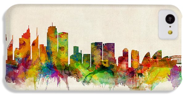 Sydney Skyline IPhone 5c Case