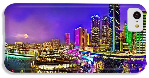 Sydney Vivid Festival IPhone 5c Case by Az Jackson