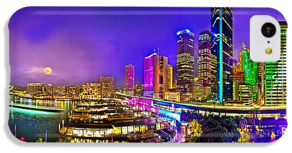 Sydney Vivid Festival IPhone 5c Case