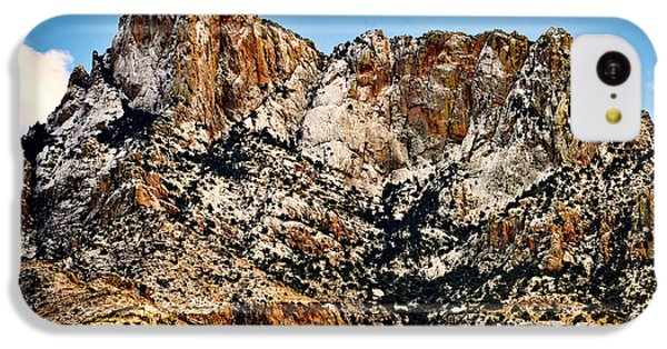 IPhone 5c Case featuring the photograph Table Mountain In Winter 42 by Mark Myhaver