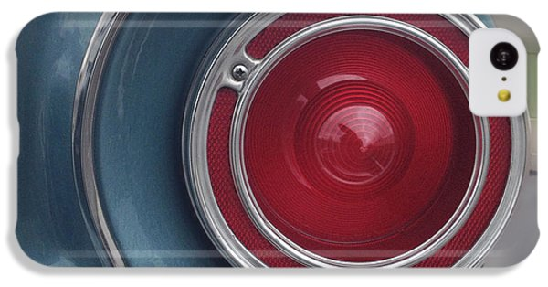 Tail Light Ford Falcon 1961 IPhone 5c Case by Don Spenner