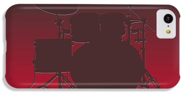Tampa Bay Buccaneers Drum Set IPhone 5c Case by Joe Hamilton