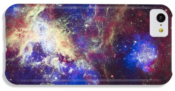 Tarantula Nebula IPhone 5c Case by Adam Romanowicz