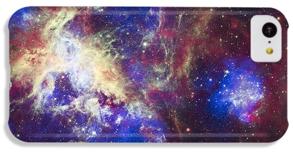 Tarantula Nebula IPhone 5c Case
