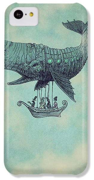 Tea At Two Thousand Feet IPhone 5c Case by Eric Fan