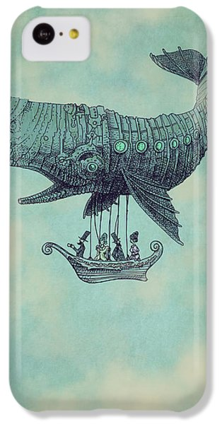 Fantasy iPhone 5c Case - Tea At Two Thousand Feet by Eric Fan