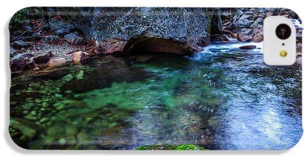 Teneya Creek Yosemite National Park IPhone 5c Case by Scott McGuire