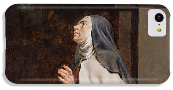 Teresa Of Avilas Vision Of A Dove IPhone 5c Case by Peter Paul Rubens