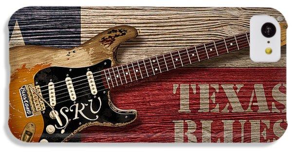 Texas Blues IPhone 5c Case