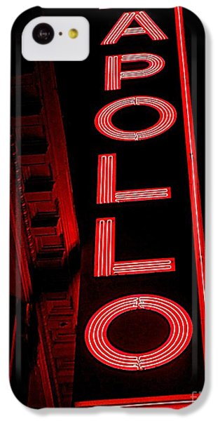 Apollo Theater iPhone 5c Case - The Apollo by Ed Weidman