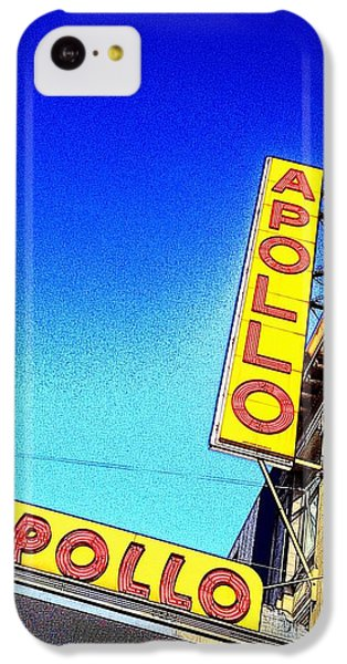 The Apollo IPhone 5c Case by Gilda Parente