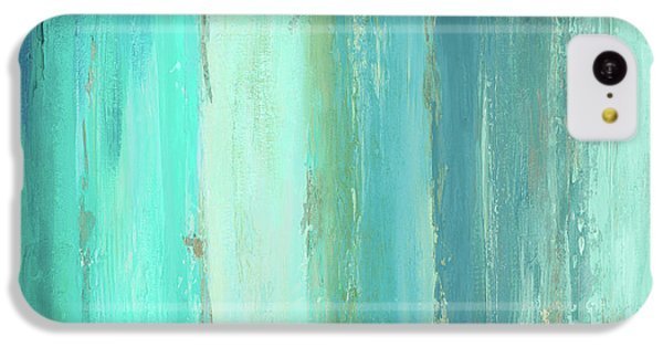The iPhone 5c Case - The Blue Palette by Patricia Pinto