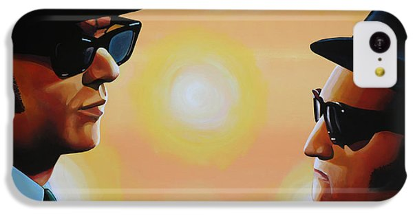 The Blues Brothers IPhone 5c Case