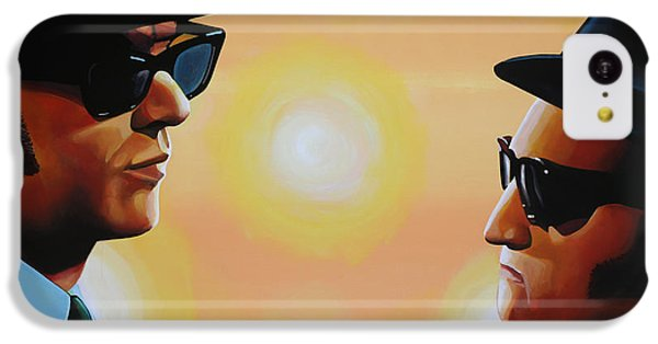 The Blues Brothers IPhone 5c Case by Paul Meijering